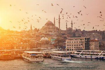 Самолетни билети от София до Истанбул