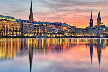 18 забележителности в Хамбург