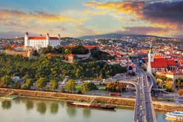 Самолетни билети до Братислава