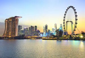 Оферта за самолетни билети до Сингапур